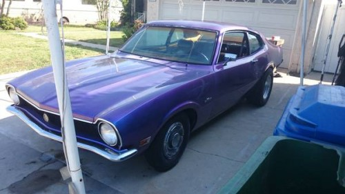 1970 Ford Maverick 2 Door For Sale In North Hills California