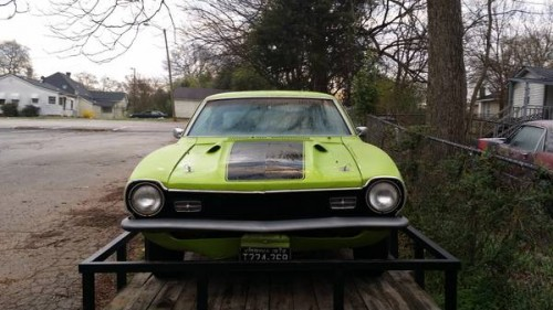 Ford Of Uniontown >> 1972 Ford Maverick Grabber For Sale in Greenville, South Carolina