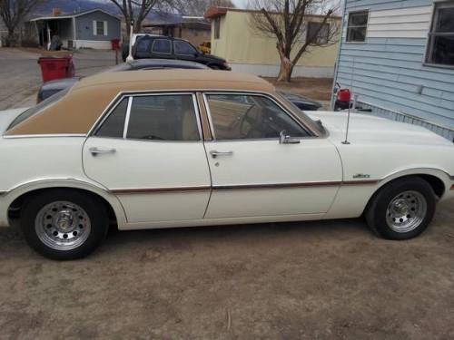 1972 Ford Maverick 4 Door For Sale In Western Slope Colorado