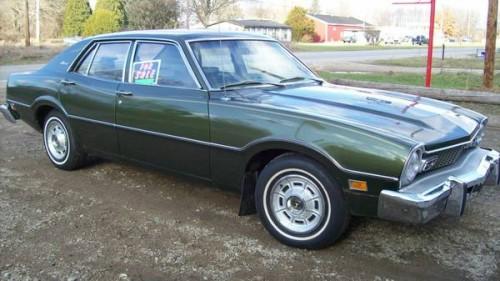 1974 Ford Maverick 4 Door For Sale in Plainwell, Michigan