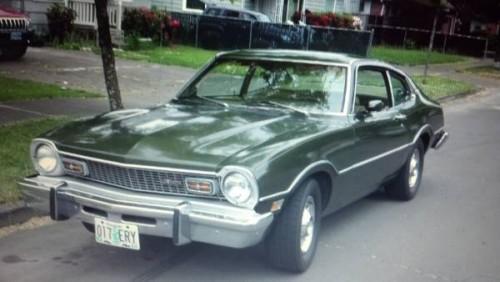1974 Ford Maverick 2 Door For Sale In Salem Oregon