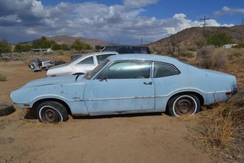 1970 Ford Maverick 2 Door For Sale In Acton California