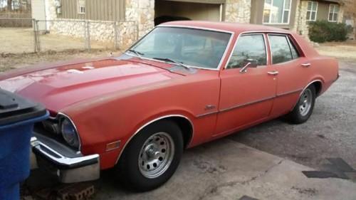 1973 Ford Maverick 4 Door For Sale in Dallas, Texas