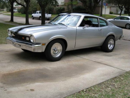 1976 Ford Maverick 2 Door Coupe For Sale in Arcola, Texas