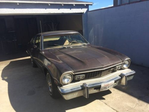 1974 Ford Maverick 2 Door Coupe For Sale in Los Angeles ...