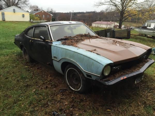 1972 ford maverick 2 door for sale in roanoke virginia