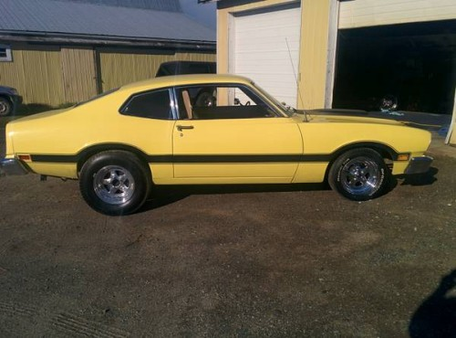 1976 Ford Maverick Grabber For Sale In Chilliwack British Columbia