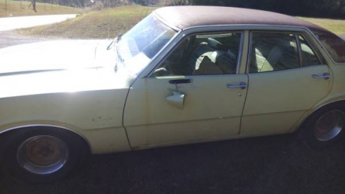 1976 Ford Maverick 4 Door For Sale in Cullman, Alabama
