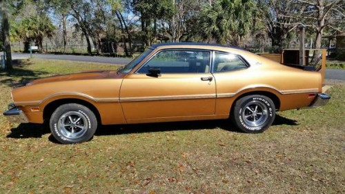 1974 Ford Maverick 2 Door For Sale in Kissimmee, Florida