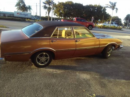 Craigslist Classifieds Los Angeles >> 1974 Ford Maverick 4 Door For Sale in Marathon, Florida