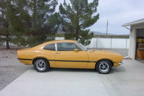 1971 & 73 Ford Maverick Grabber For Sale in Pahrump, Nevada