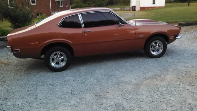 1970 Ford Maverick Two Door For Sale In Salisbury North Carolina